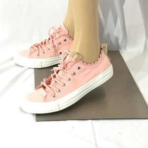 Converse All Star CTAS OX Sneakers Bleached Coral